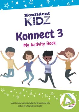 Konnect 3 Social Skills Book Autisticled